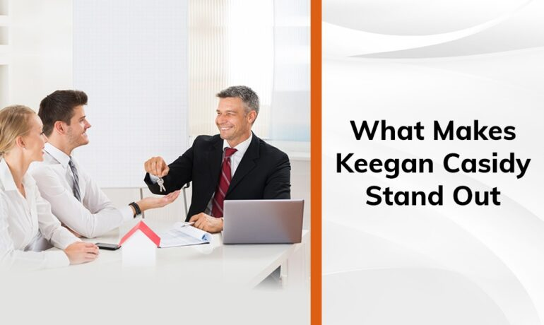 What Makes Keegan Stand Out